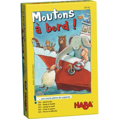 SOS sheep in trouble ( mouton a bord ) | Enfants 5–9 ans