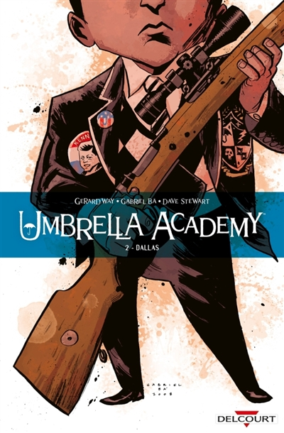 Umbrella academy T.02 - Dallas | 9782413019732 | BD adulte