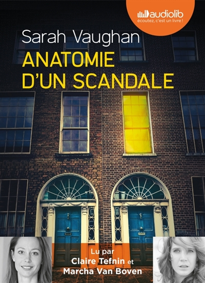 Anatomie d'un scandale (AUDIO) | 9782367625706 | Livres-audio