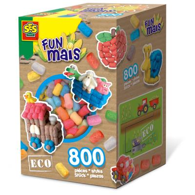 Fun Mais mix 800 | Construction
