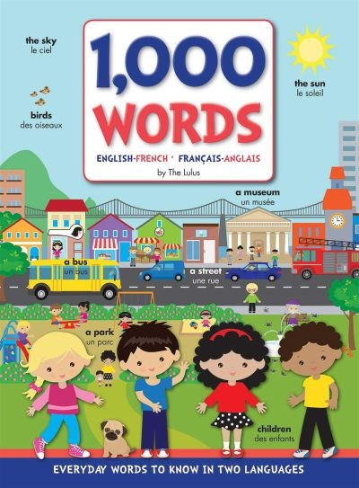 1000 words  | 9782924788653 | Dictionnaires