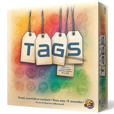 Tags (V.F.) | Jeux d'ambiance