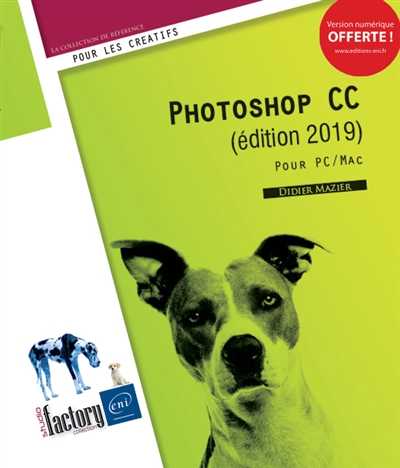 Photoshop CC (édition 2019) | 9782409017711 | Informatique