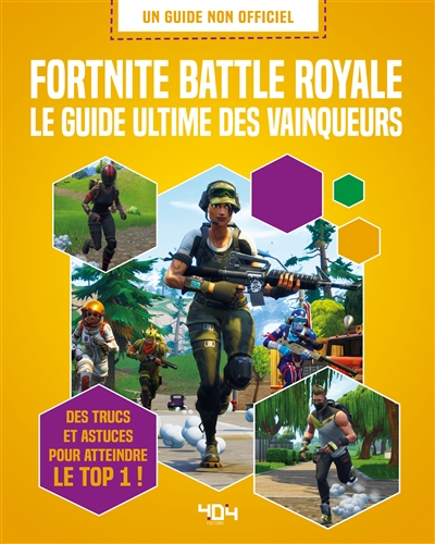 Fortnite battle royale | 9791032402603 | Informatique