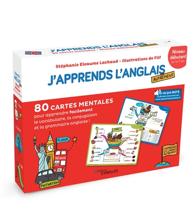 J'apprends l'anglais autrement | Langue