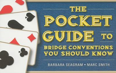 The Pocket Guide to Bridge Conventions You Should Know | Livre anglophone