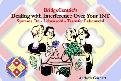 Dealing with Interference Over Your 1NT | Matériel