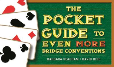 The Pocket Guide to Even More Bridge Conventions | Livre anglophone