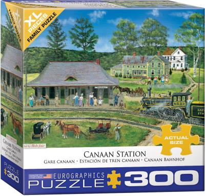 Casse-Tête 300 - Station Canaan  | Casse-têtes