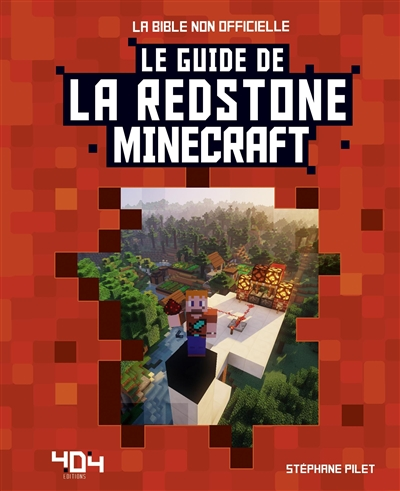 guide de la redstone Minecraft (Le) | 9791032402474 | Informatique