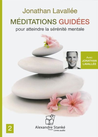 AUDIO - Méditations guidées T.02 + CD | 9782895177210 | Livres-audio