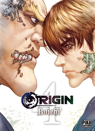 Origin T.04 | 9782811646882 | Manga adulte