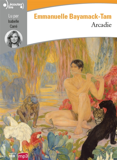 Arcadie (AUDIO) | 9782072838125 | Livres-audio