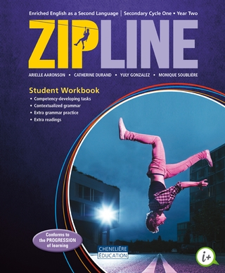 Zipline - Cycle One (Year Two) VERSION NUMÉRIQUE Student's Workbook - Digital version compatible with iPad - 1 year | 9789765046790 | Cahier d'apprentissage - Secondaire 2
