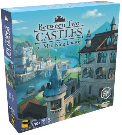 Between Two Castles of Mad King Ludwig (V.F.) | Jeux de stratégie