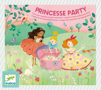 Princesse Party (V.F.) | Enfants 5–9 ans