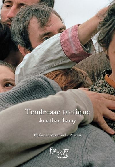 Tendresse tactique  | 9782924614174 | Poésie