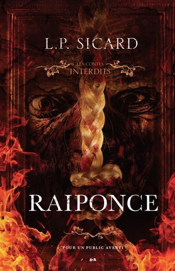 AUDIO - Raiponce  | 9782897365837 | Livres-audio
