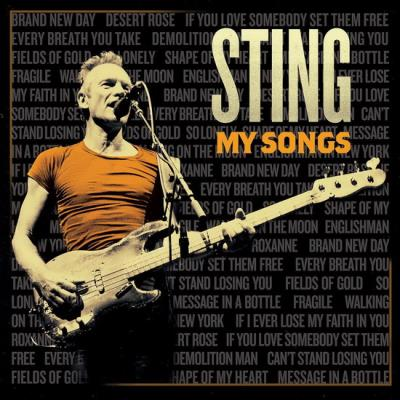 Sting - My songs | Anglophone