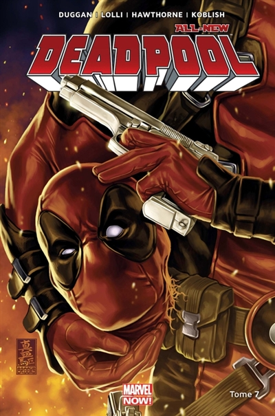 All-New Deadpool T.07 | 9782809477689 | BD adulte