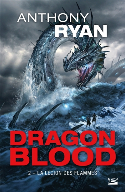 Dragon Blood T.02 - La légion des flammes | 9791028103170 | Science-Fiction et fantaisie