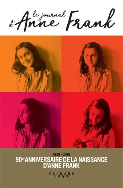 Le journal d'Anne Frank | 9782702166796 | Biographie