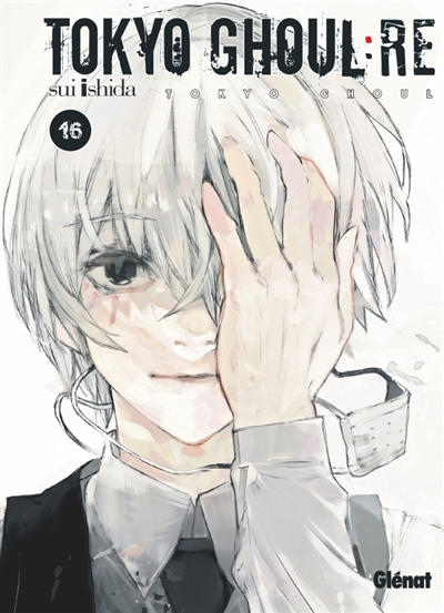 Tokyo ghoul Re T.16 | 9782344035283 | Manga adulte