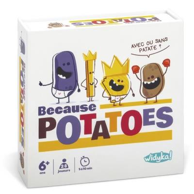 Because potatoes | Enfants 5–9 ans