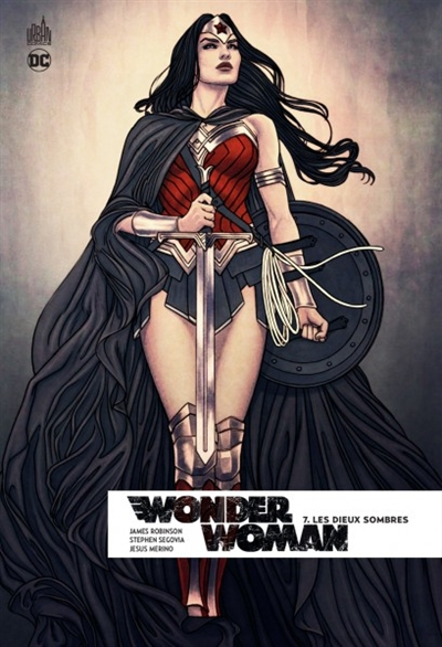 Wonder Woman rebirth T.07 - Les dieux sombres | 9791026816393 | BD adulte