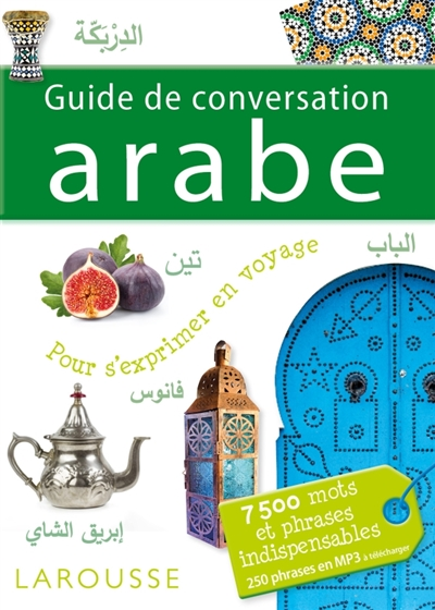 Guide de conversation arabe | 9782035927323 | Dictionnaires