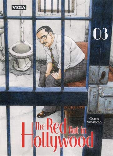 The Red Rat in Hollywood T.03 | 9782379500275 | Manga adulte