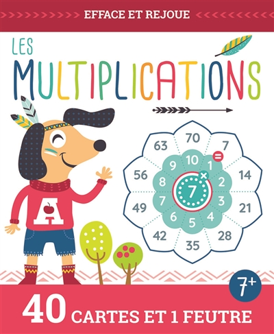 multiplications (Les) | 9782359903942 | Cahier d'exercices