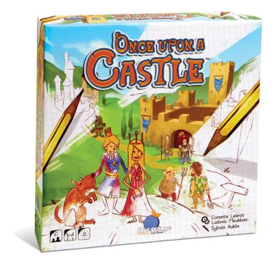 Once Upon a Castle (multilingue) | Enfants 9-12 ans