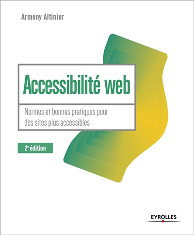 Accessibilité Web | 9782212674620 | Informatique