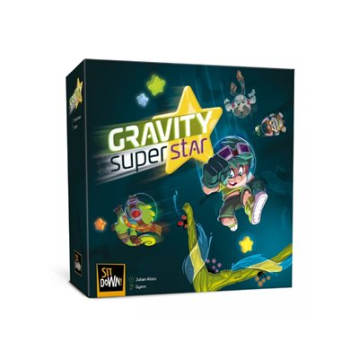 Gravity Superstar (multi) | Enfants 9-12 ans