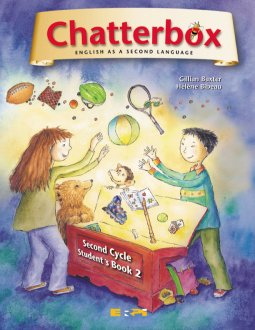 Chatterbox - Student Book grade 4 | 9782761312448 | Cahier d'apprentissage - 4e année