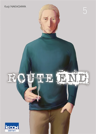 Route end T.05 | 9791032704219 | Manga adulte