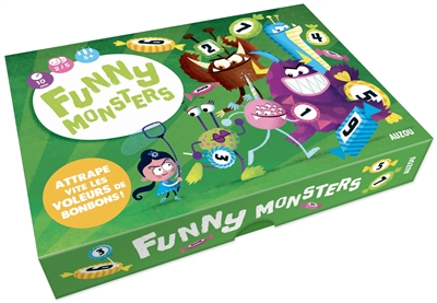 Funny monsters | Logique