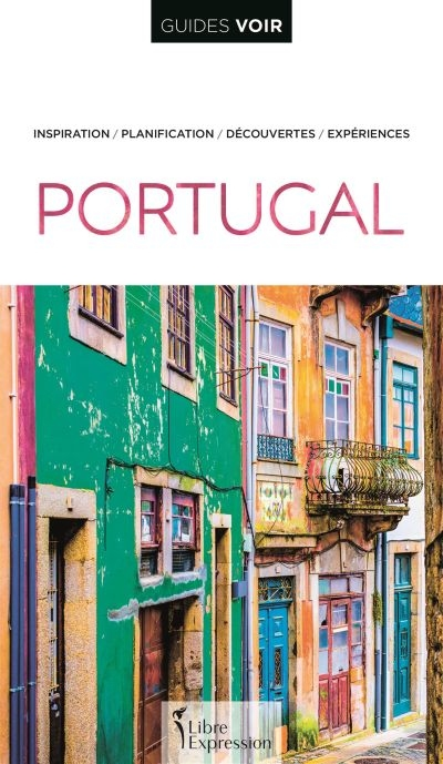 Portugal  | 9782764813652 | Pays
