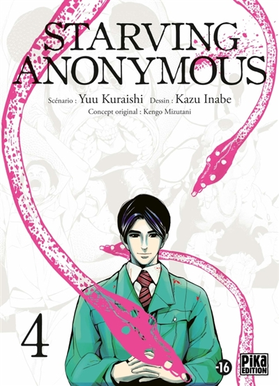 Starving anonymous T.04 | 9782811647162 | Manga adulte