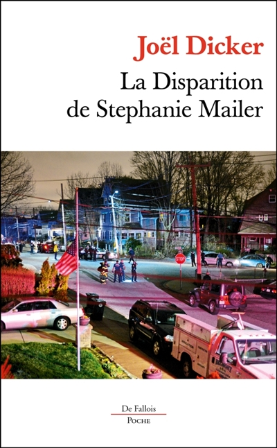 disparition de Stephanie Mailer (La) | 9791032102237 | Romans format poche