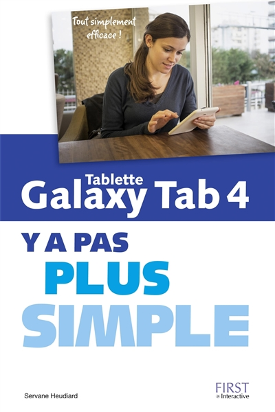 Tablette Galaxy Tab 4 | 9782754068208 | Informatique