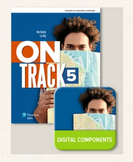 On Track - Activity Book 5 + STUDENT Digital Components 5 (12-month access) | 9782761391764 | Cahier d'apprentissage - Secondaire 5