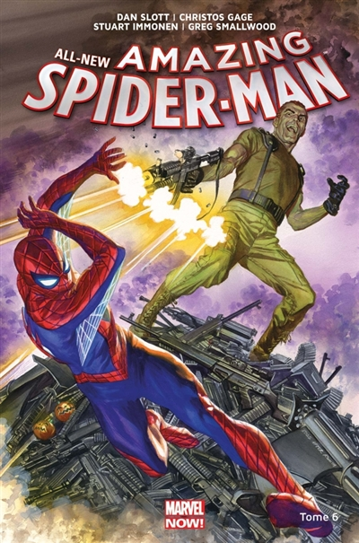 All-New Amazing Spider-Man T.06 | 9782809477702 | BD adulte