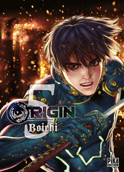 Origin T.05 | 9782811646899 | Manga adulte