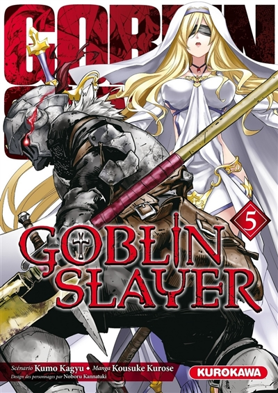 Goblin slayer T.05 | 9782368527368 | Manga adulte