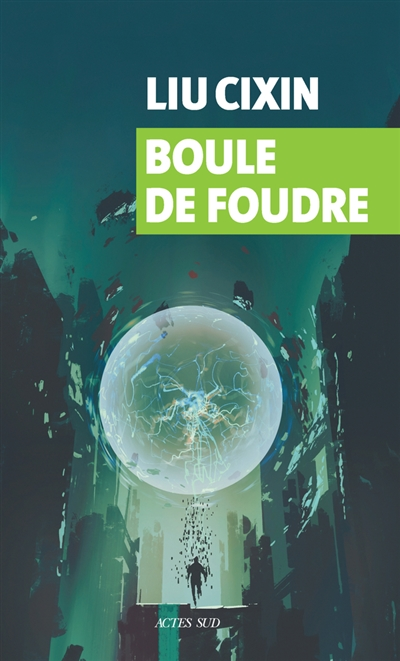 Boule de foudre | 9782330125585 | Science-Fiction et fantaisie