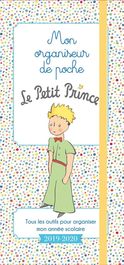 Calendrier De Poche 2019.Mon Organiseur De Poche Le Petit Prince 2019 2020