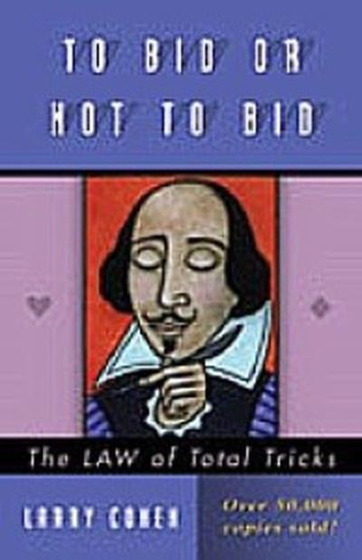 To Bid Or Not To Bid | Livre anglophone