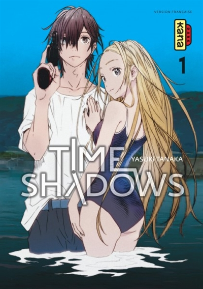Time shadows T.01 | 9782505076667 | Manga adulte
